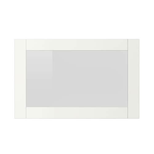 Sindvik anta a vetro bianco vetro trasparente ikea - Ikea portacandele vetro ...