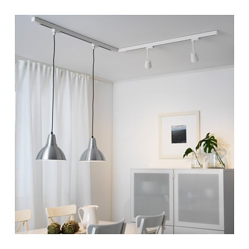 forum illuminazione a sospensione su binario. Black Bedroom Furniture Sets. Home Design Ideas