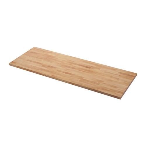 SKOGARP Piano di lavoro su misura - 45.1-63.5x4.0 cm - IKEA