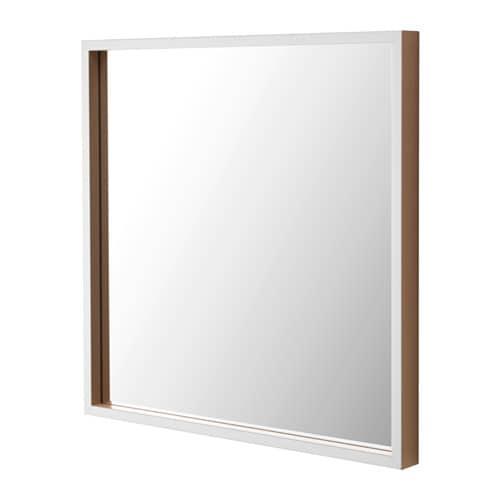 Skogsv g specchio ikea - Specchio bianco ikea ...