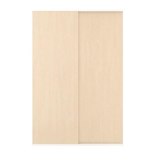Skrova Anta Scorrevole Con Binario Ikea