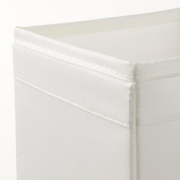 SKUBB Set di 6 scatole, bianco