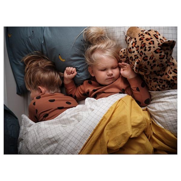 SLÄKT Struttura letto/letto/contenitore, bianco, 90x200 cm