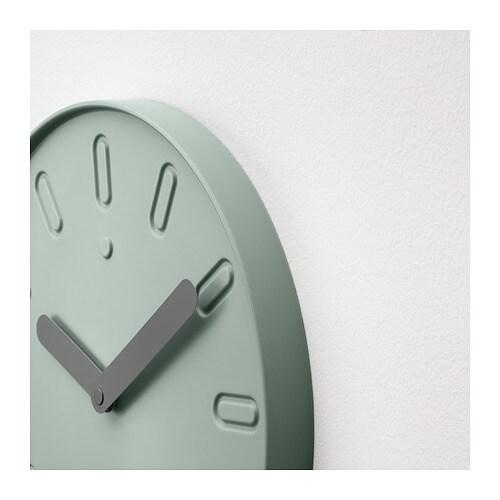 Ikea orologio awesome la sveglia della fabbrica ikea in for Ikea orologio parete