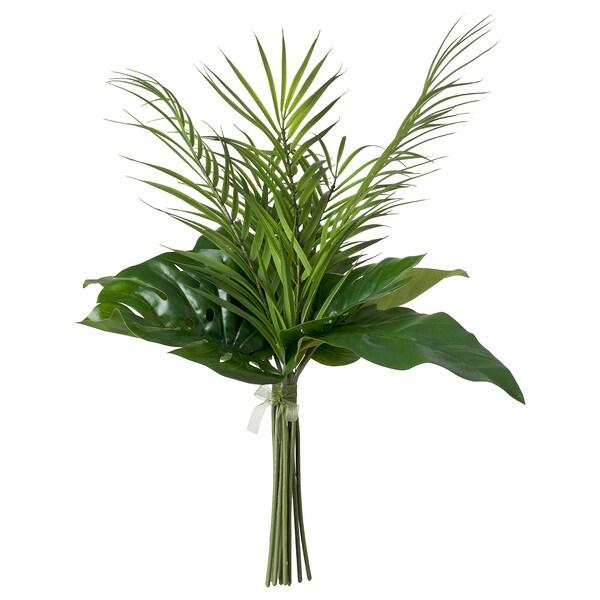 SMYCKA bouquet artificiale da interno/esterno foglia 51 cm