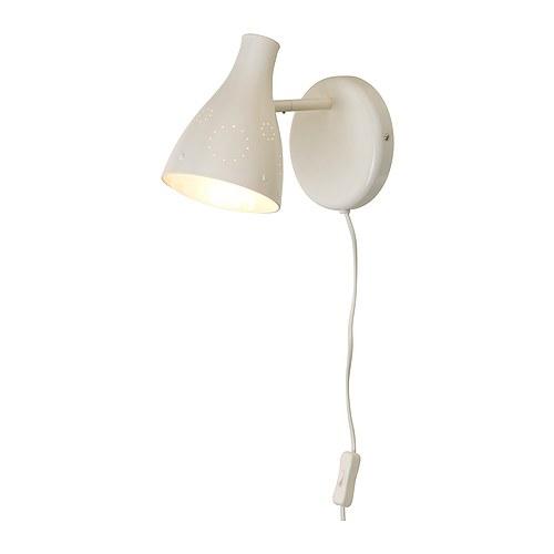 SNÖIG Lampada da parete - IKEA