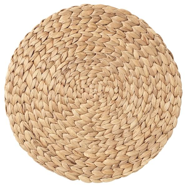 SOARÉ Tovaglietta all'americana, giacinto d'acqua, 37 cm