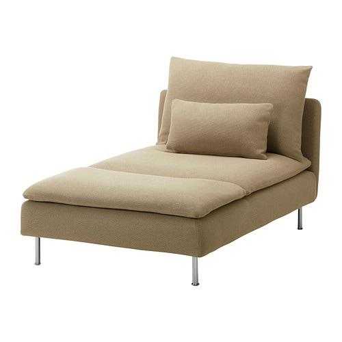 S derhamn fodera per chaise longue repl sa beige ikea - Fodera divano con chaise longue ...