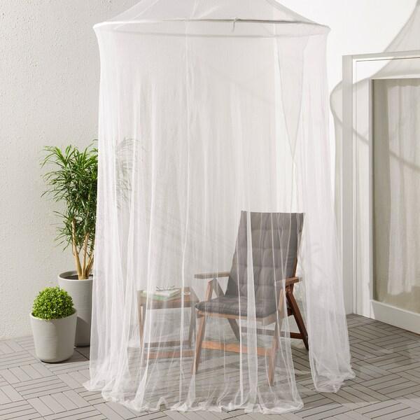 Rete Per Letto Matrimoniale Ikea.Solig Rete Bianco 150 Cm Ikea