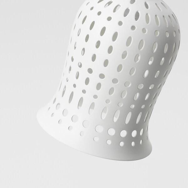 SOLVINDEN illuminazione terra LED/ener solare da esterno/bucaneve bianco 3 m 9 cm 59 cm 45 cm