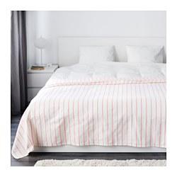 SOMMAR 2016 Copriletto, 250x250 cm, bianco/rosso - Sottocosto IKEA Torino
