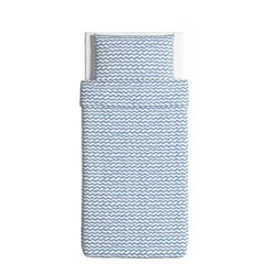 SOMMAR 2016 Copripiumino e federa, singolo, rosso chiaro - Sottocosto IKEA Torino
