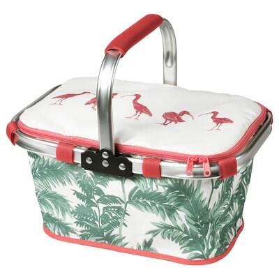 SOMMARDAG cestino per picnic 37 cm 26 cm 34 cm