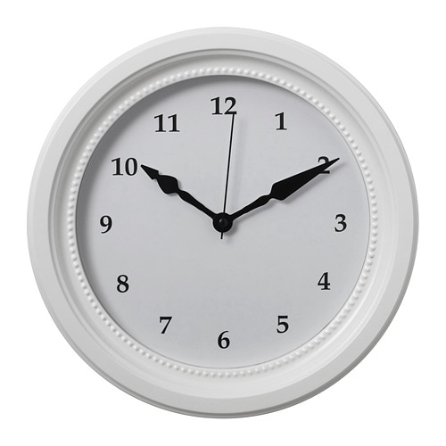 S ndrum orologio da parete ikea for Orologio ikea