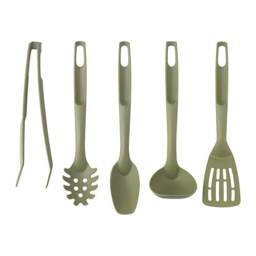 SPECIELL Utensili da cucina, 5 pezzi - IKEA