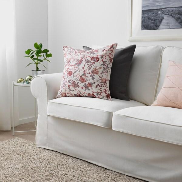 Cuscino Alla Francese Ikea.Sprangort Cuscino Bianco Rosa 50x50 Cm Ikea