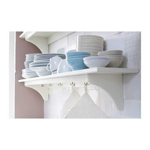 STENSTORP Mensola - bianco, 60 cm - IKEA