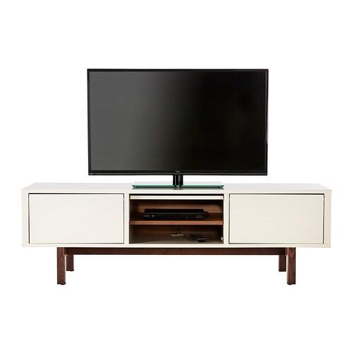 STOCKHOLM Mobile TV - impiallacciatura di noce - IKEA
