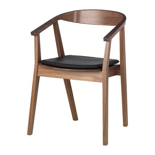 Sala da pranzo tavoli sedie e altro ikea - Sedia con braccioli ikea ...