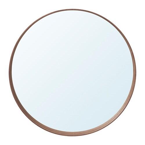 Stockholm Specchio Impiallacciatura Di Noce Ikea