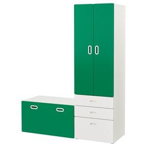 Colore: Bianco/verde.