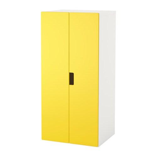 Stuva mobile con ante bianco giallo ikea - Mobile con ante ikea ...