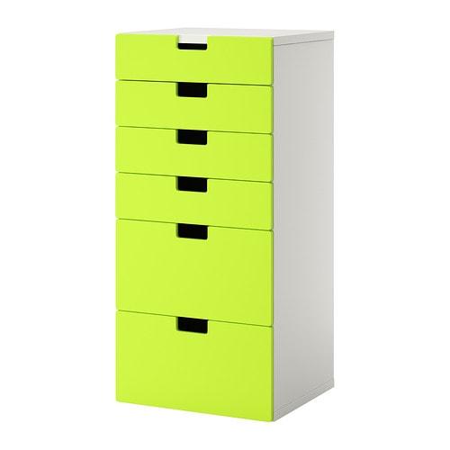 Stuva mobili con cassetti bianco verde ikea - Mobili stuva ikea ...