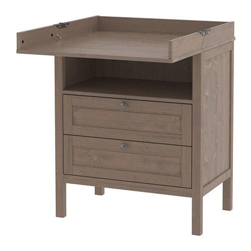 sundvik cassettiera fasciatoio ikea. Black Bedroom Furniture Sets. Home Design Ideas