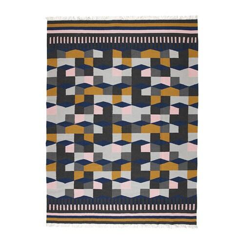 T rb k tappeto tessitura piatta ikea for Ikea tappeti grandi dimensioni