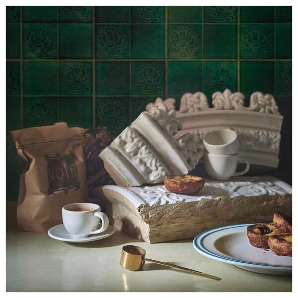 TEMPERERAD Misurino per caffè e clip, color ottone