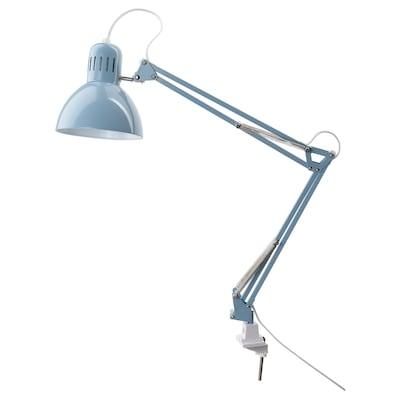 TERTIAL Lampada da lavoro, azzurro