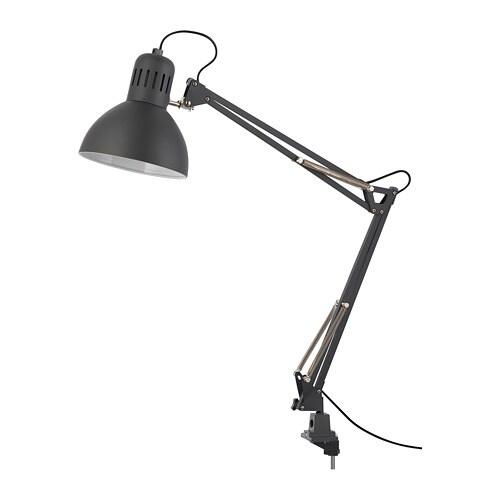 Tertial lampada da lavoro ikea for Ikea lampade da scrivania