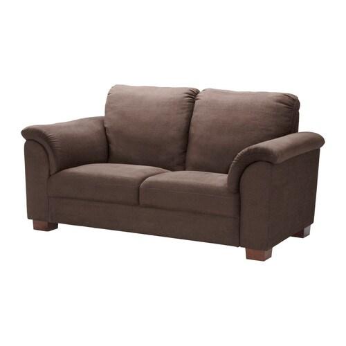 TIDAFORS Divano a 2 posti IKEA Lo schienale alto garantisce un buon ...