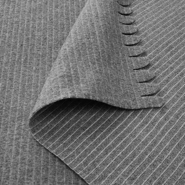 TJÄRBLOMSTER Copriletto, grigio, 150x210 cm