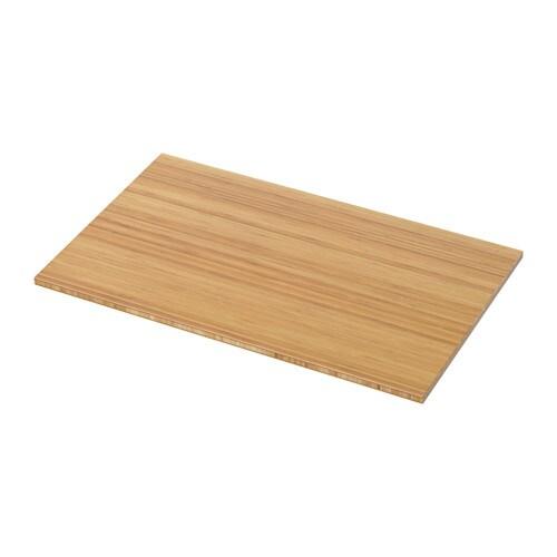 TOLKEN Piano d\'appoggio - bambù - IKEA