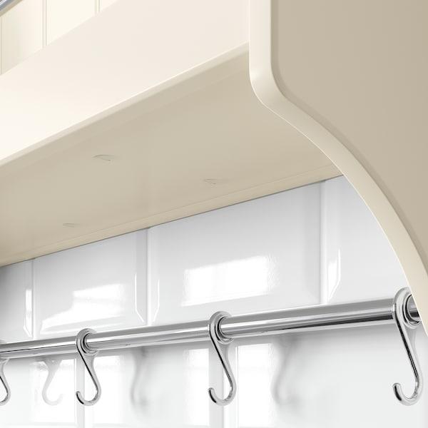Costruire Una Piattaia Legno.Tornviken Piattaia Bianco Sporco Ikea