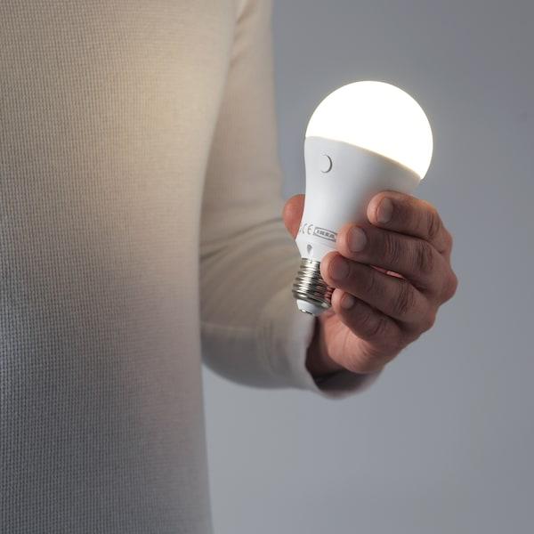 TOSTHULT lampadina a LED ricaricabile 400 lm