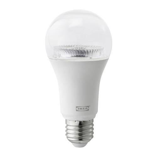 Tr dfri lampadina a led e27 950 lumen ikea - Lampadine a led ikea ...