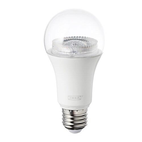Lampadine A Led Quanti Watt.Tradfri Lampadina A Led E27 950 Lumen Ikea