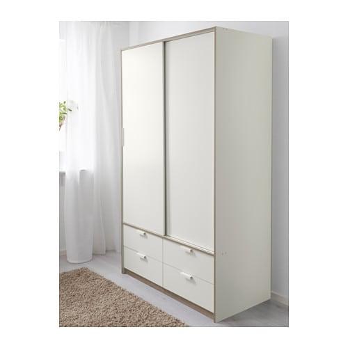 Ikea armadio 4 ante casamia idea di immagine for Guardaroba ikea ante scorrevoli