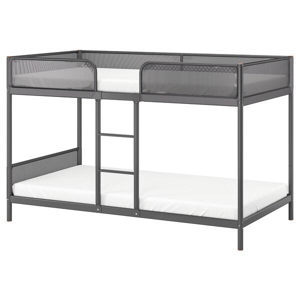 TUFFING Struttura per letto a castello - grigio scuro - IKEA