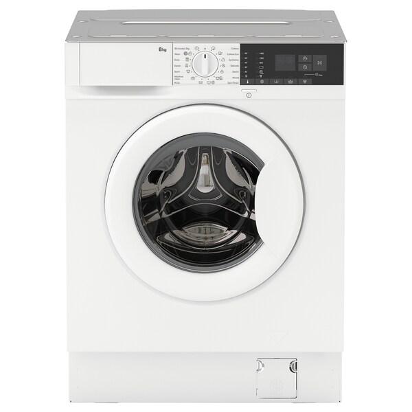 Mobili Per Lavatrici Ad Incasso.Tvattad Lavatrice Integrata Bianco Ikea