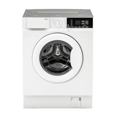 TVÄTTAD Lavatrice/asciugatrice integrata, bianco