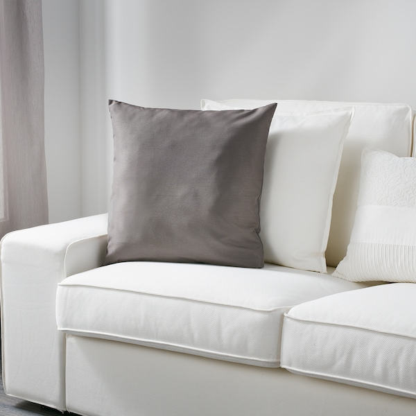 Cuscini Ikea Per Divano.Ullkaktus Cuscino Grigio 50x50 Cm Ikea It