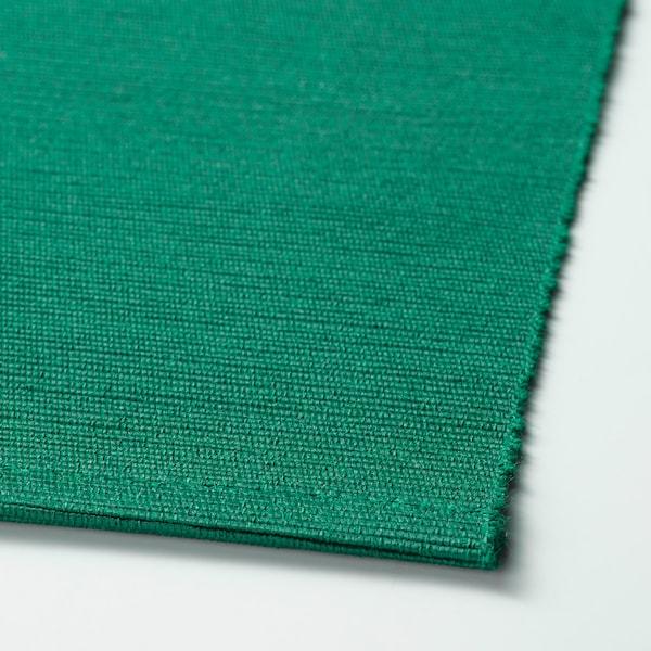 UTBYTT Runner, verde scuro, 35x130 cm