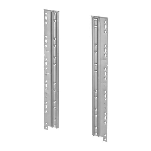Binari Per Ante Scorrevoli Ikea.Ikea Utrusta Binario Di Collegamento Frontali Ebay