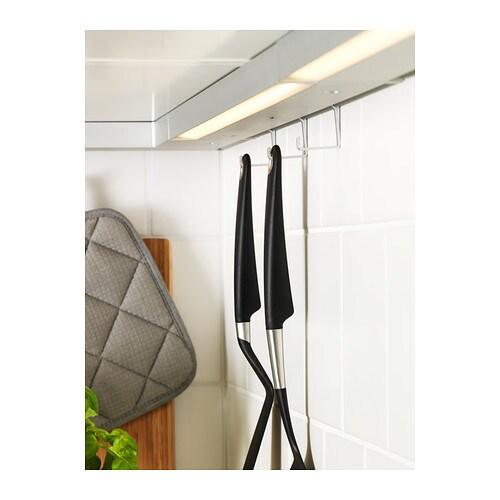 UTRUSTA Illuminazione sottopensile a LED - bianco, 40 cm - IKEA