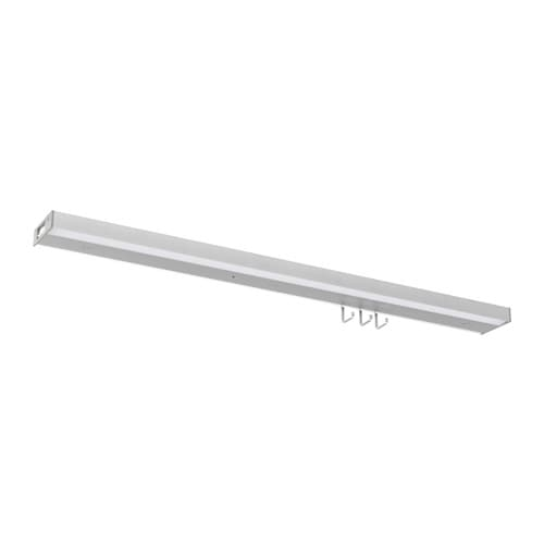 UTRUSTA Illuminazione sottopensile a LED - bianco, 60 cm - IKEA