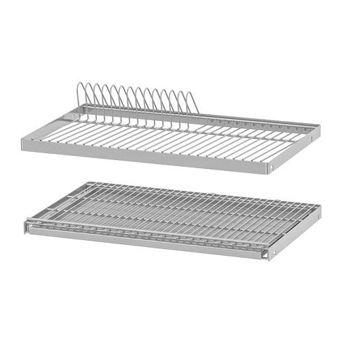 Utrusta Scolapiatti Per Pensile 60x35 Cm Ikea