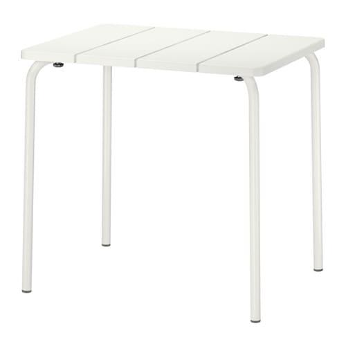 Tavoli Piccoli Da Esterno Ikea.Vaddo Tavolo Da Giardino Ikea